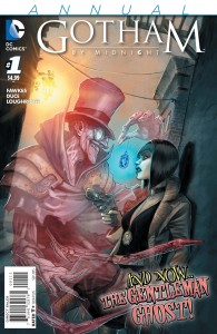 Gotham By Midnight Annual #1