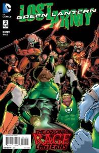Green Lantern Lost Army #2