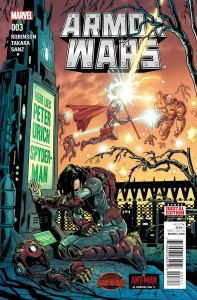 Secret Wars Armor Wars #3