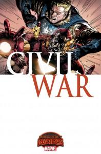 Secret Wars Civil War #1