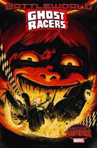 Secret Wars Ghost Racers #2