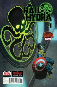 Secret Wars Hail Hydra #1