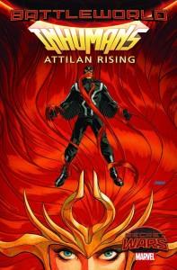 Secret Wars Inhumans Attilan Rising #3