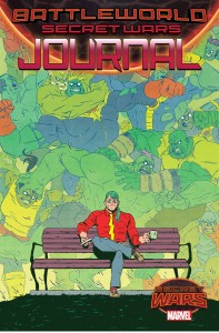 Secret Wars Journal #3