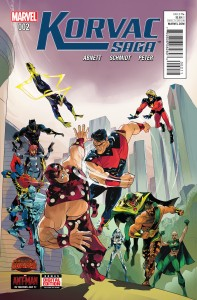 Secret Wars Korvac Saga #2