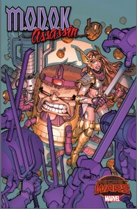 Secret Wars M.O.D.O.K. Assassin #3