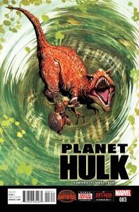 Secret Wars Planet Hulk #3