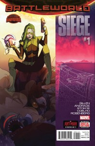 Secret Wars Siege #1