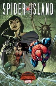 Secret Wars Spider Island #1