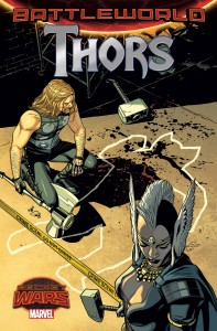 Secret Wars Thors #2