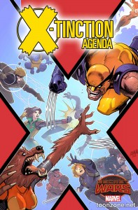 Secret Wars X-Tinction Agenda #2