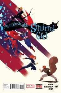 Squirrel Girl #7