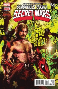 Deadpool Secret Secret Wars #4