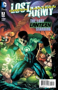 Green Lantern Lost Army #3