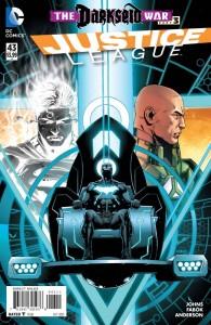 Justice League 343