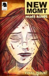 Mind MGMT #36