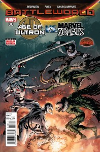 Secret Wars Age of Ultron vs Marvel Zombies #3