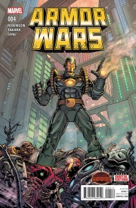 Secret Wars Armor Wars #4