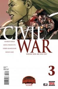 Secret Wars Civil War #3