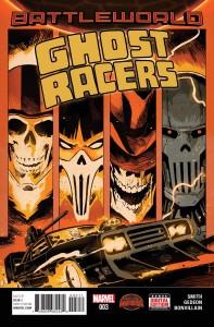 Secret Wars Ghost Racers #3