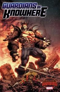 Secret Wars Guardians of Knowhere #2