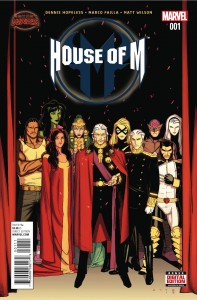 Secret Wars House of M #1