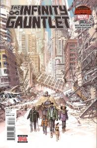Secret Wars Infinity Gauntlet #3