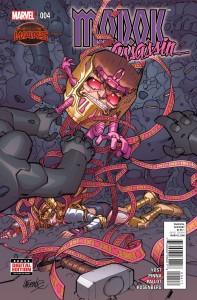 Secret Wars M.O.D.O.K. Assassin #4
