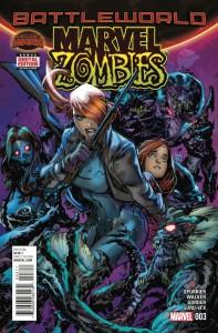 Secret Wars Marvel Zombies #3