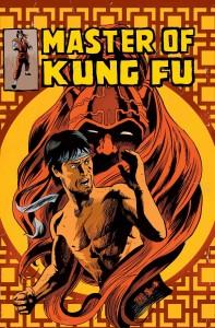 Secret Wars Master of Kung Fu #4
