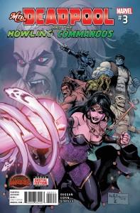 Secret Wars Mrs. Deadpool #3