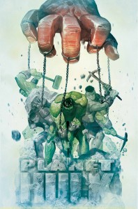 Secret Wars Planet Hulk #4