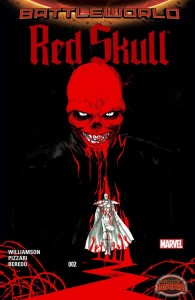 Secret Wars Red Skull #2