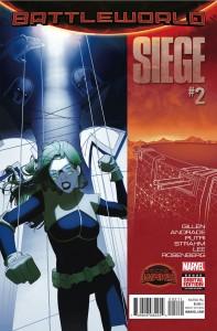 Secret Wars Siege #2