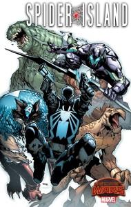 Secret Wars Spider Island #2
