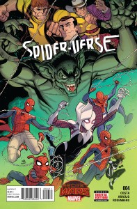 Secret Wars Spider-Verse #4