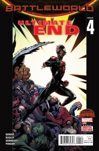 Secret Wars Ultimate End #4