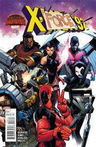 Secret Wars X-Men 92 #3