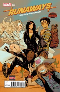 Secret wars Runaways #3