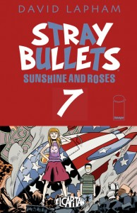 Stray Bullets Sunshine Roses #7