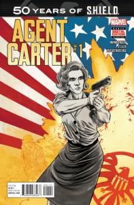 Agent Carter #1
