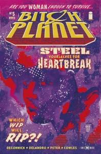 Bitch Planet #5