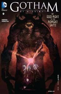 Gotham By Midnight #9
