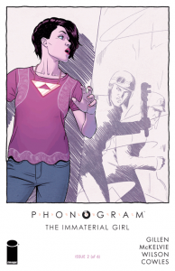Phonogram Immaterial Girl #2