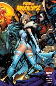 Secret Wars Age of Apocalypse #4