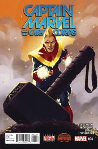 Secret Wars Captain Marvel #4