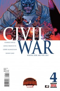 Secret Wars Civil War #4