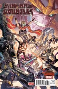 Secret Wars Infinity Gauntlet #4