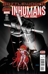 Secret Wars Inhumans #5