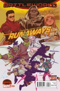 Secret Wars Runaways #4